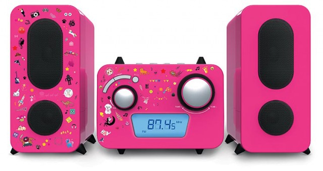Micro sistema MP3/USB - Packshot