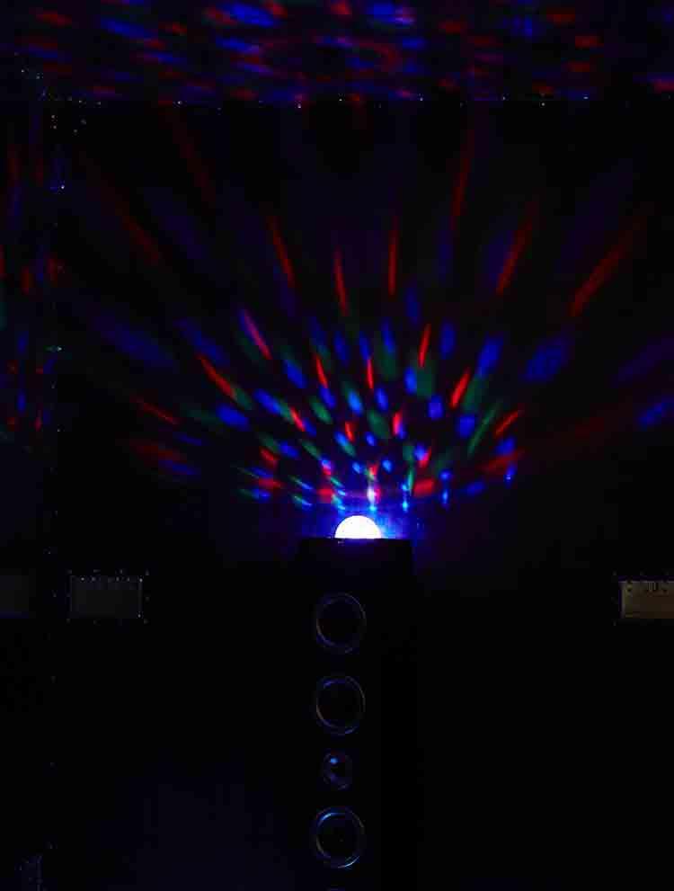 Torre Multimediale Luminosa - Immagine #1