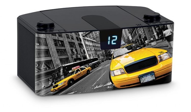 Radio Lettore CD portatile Bluetooth®  Taxi - Packshot