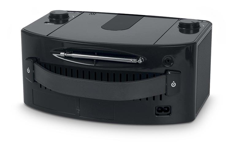 Radio Lettore CD portatile Bluetooth®  NY by night - Immagine #1
