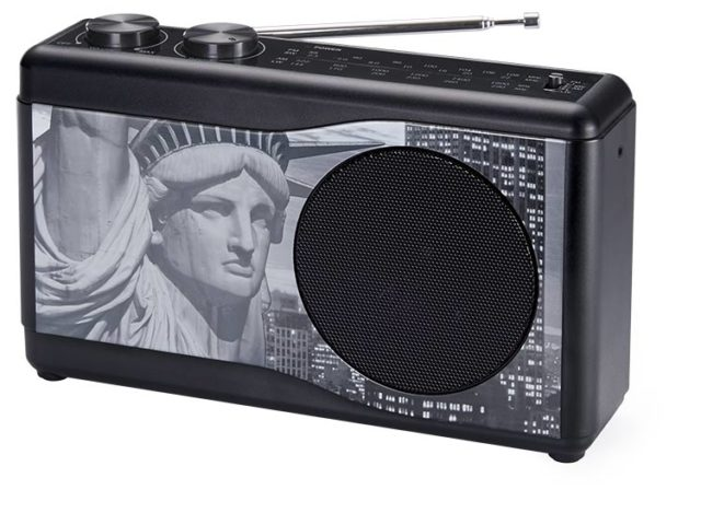 Portable radio (liberty) - Packshot