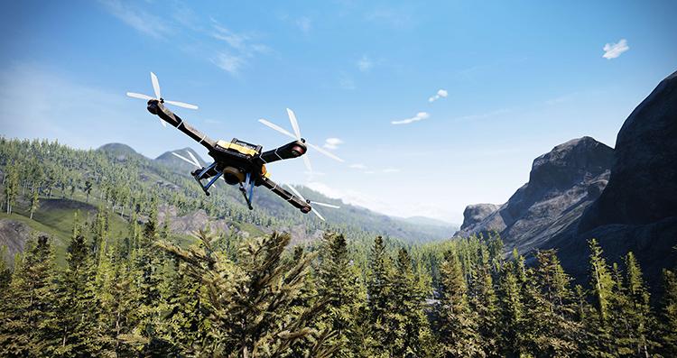 Hunting Simulator - Screenshot