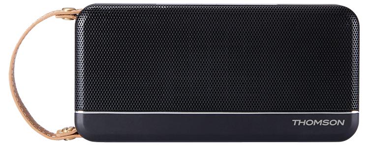 THOMSON Speaker Wireless Portatile (nero satinato) - Packshot