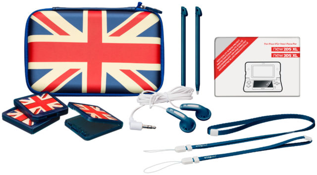 "Pack essential"" for Nintendo New 2DS™ XL (limited edition UK) "" - Packshot"