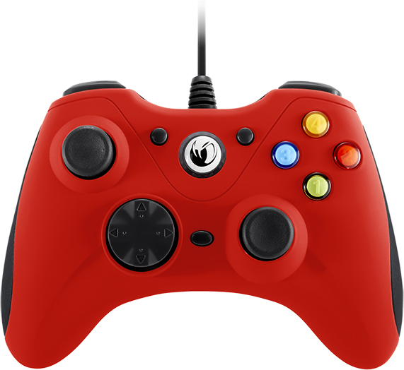 NACON PC Game Controller (Red) - Packshot