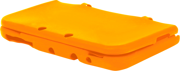 TPU protection for Nintendo New 2DS™ XL - Immagine#2tutu#4tutu
