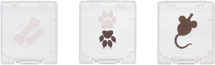 """Pack essential"""" for Nintendo New 2DS™ XL/ Nintendo New 3DS™ XL""""(limited edition""""baby animals"""") - Immagine#1"""