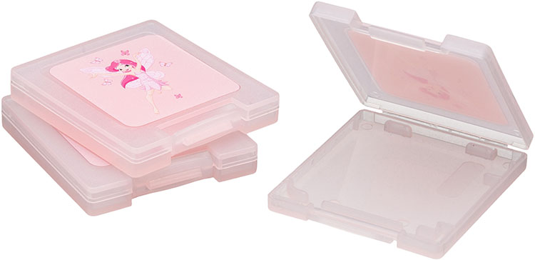 "Pack essential"" for Nintendo New 2DS™ XL/ Nintendo New 3DS™ XL""(limited edition""fairy"") - Immagine#2tutu"