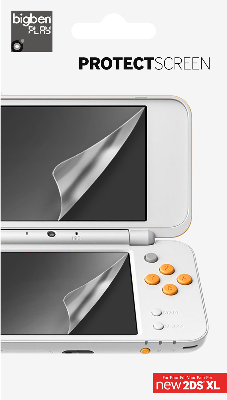 Protective films for Nintendo NEW 2DS™ XL - Immagine#1