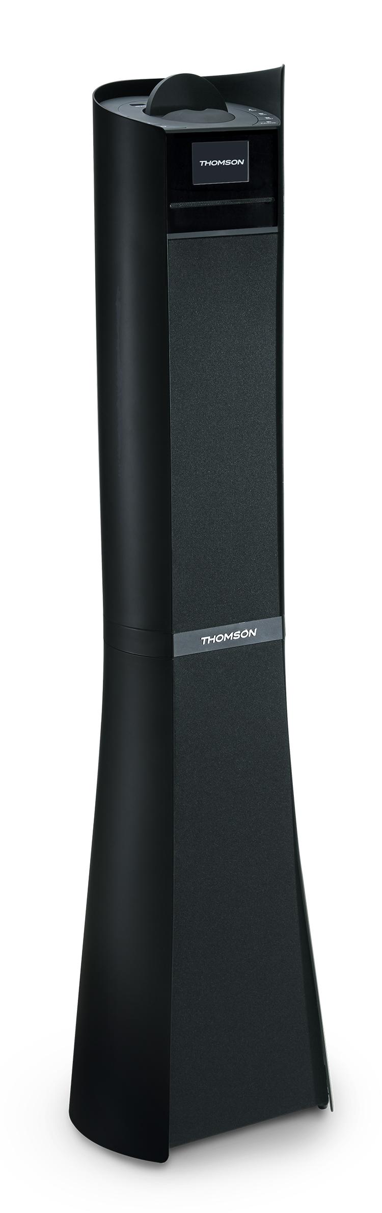 2.1CH Multimedia tower DS500BLACK THOMSON - Immagine
