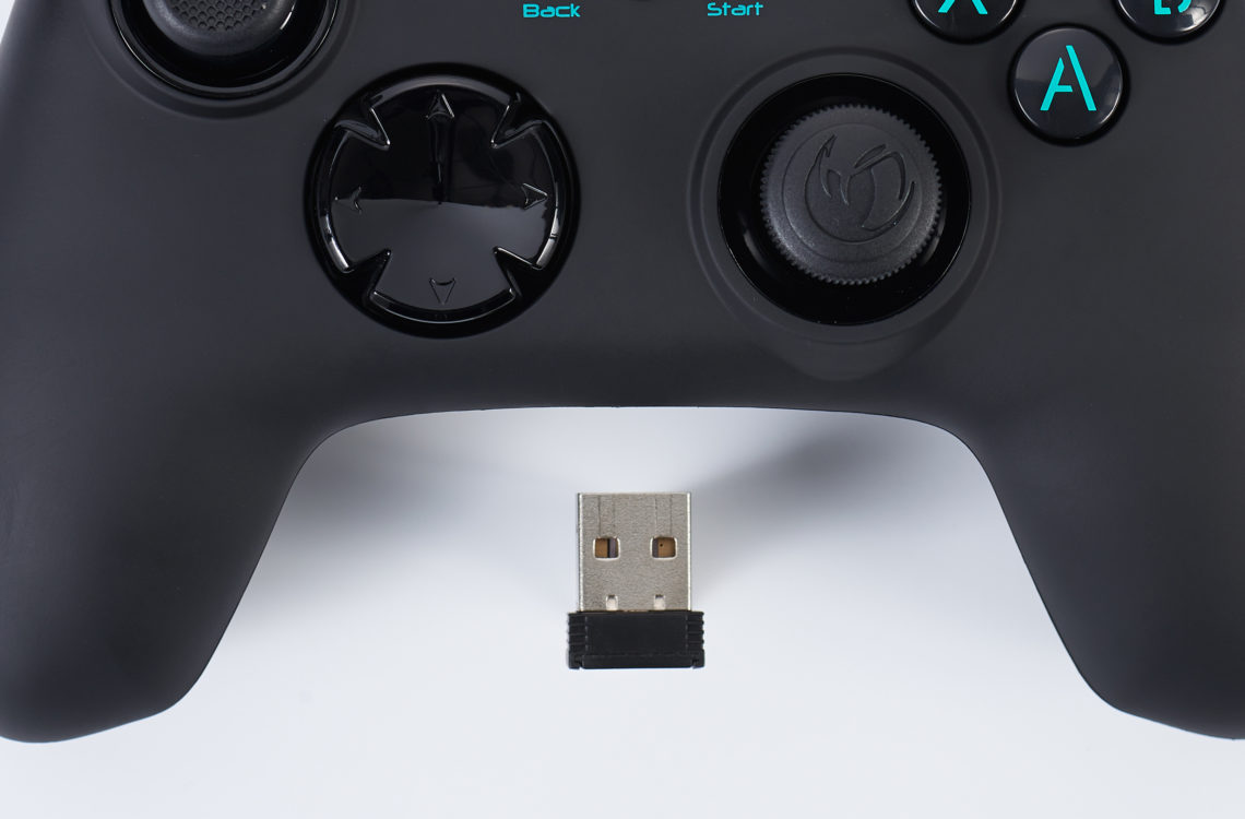 GC-200WL Wireless PC Game Controller PCGC-200WL NACON - Immagine#2tutu#3