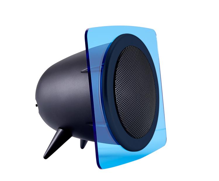 Turntable & speakers TD115BLSPS BIGBEN - Immagine#1