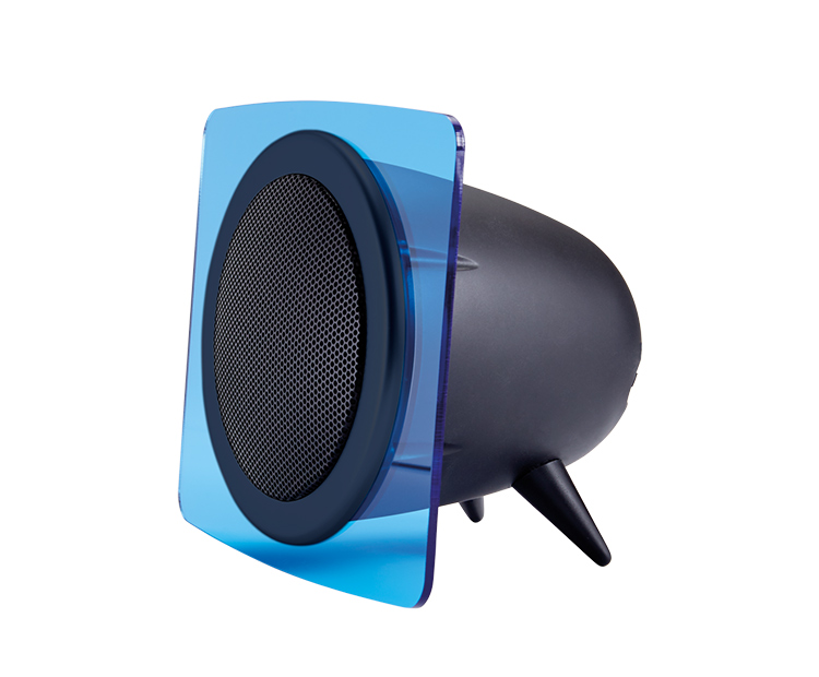 Turntable & speakers TD115BLSPS BIGBEN - Immagine#2tutu
