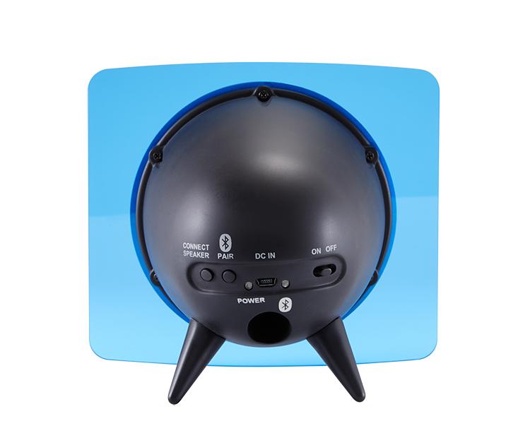 Turntable & speakers TD115BLSPS BIGBEN - Immagine#2tutu#4tutu