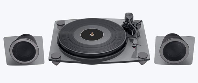 Turntable & speakers TD115NSPS BIGBEN - Immagine#1