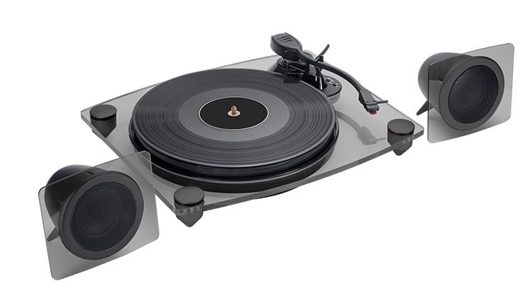 Turntable & speakers TD115NSPS BIGBEN - Immagine#2tutu