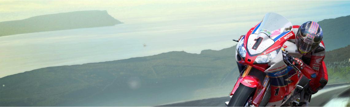 TT Isle of Man - Intestazione