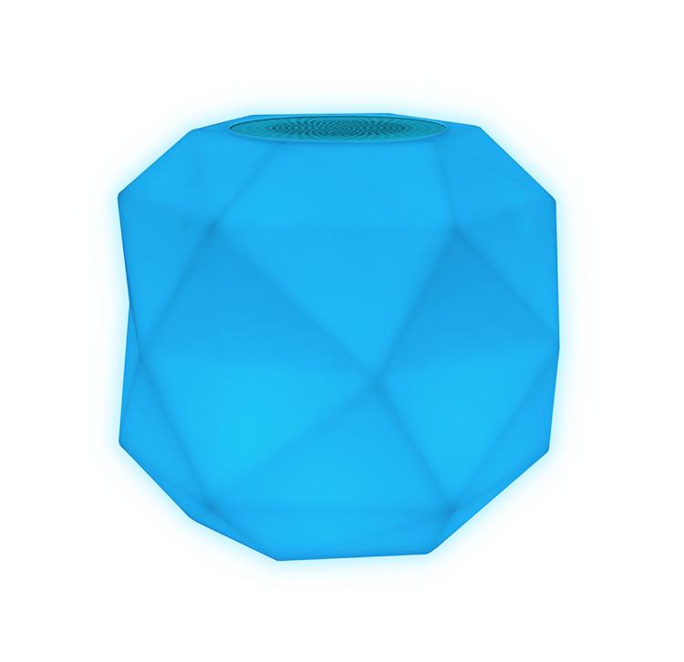 Light and bluetooth speaker Prisme CBLPRISMEM - Immagine#2tutu#4tutu#5