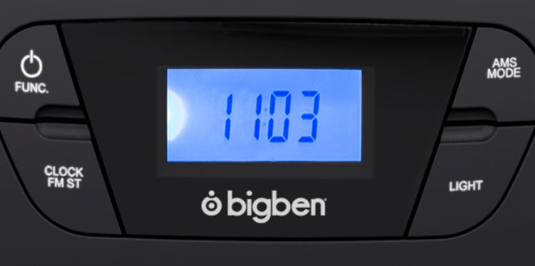Portable CD/USB player with light effects CD61NUSB BIGBEN - Immagine#2tutu#4tutu