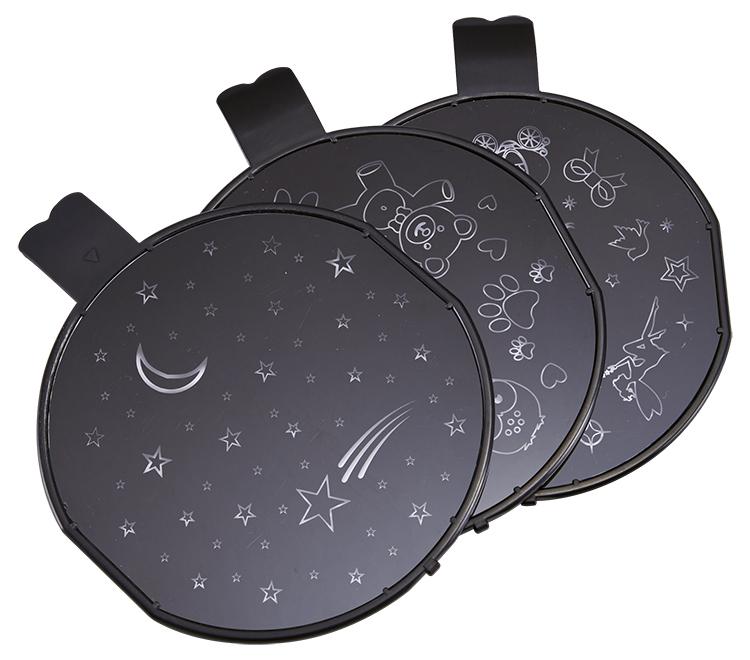 Alarm clock with projector(my Stella) - Immagine#2tutu#4tutu
