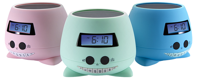 Alarm clock with projector(my Ozzy) - Immagine#2tutu#4tutu#5