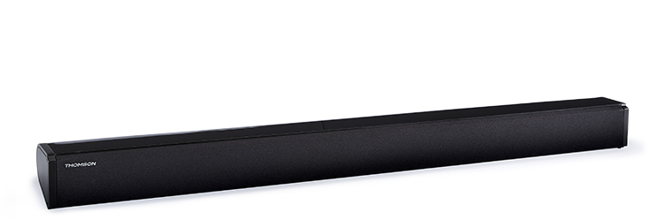 Soundbar with wired subwoofer - Immagine