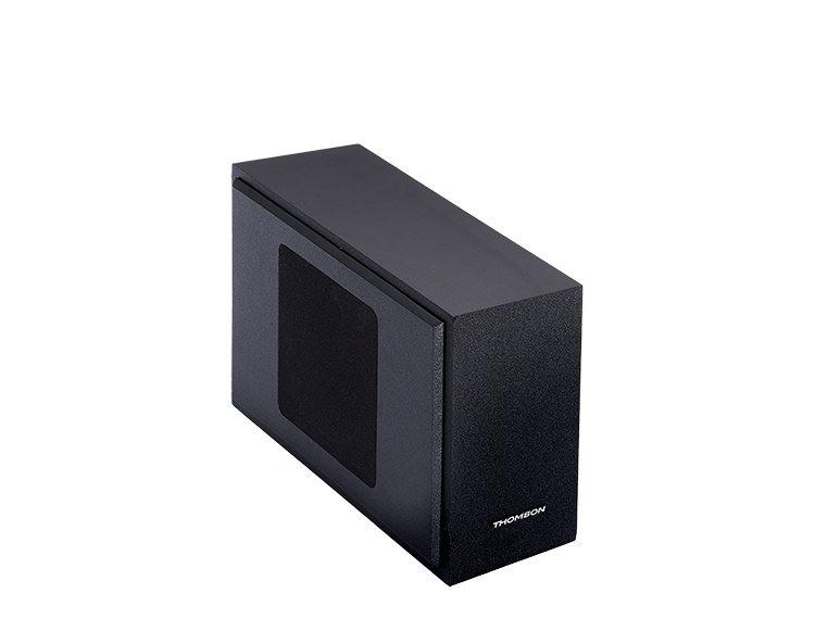 Soundbar with wired subwoofer - Immagine#2tutu