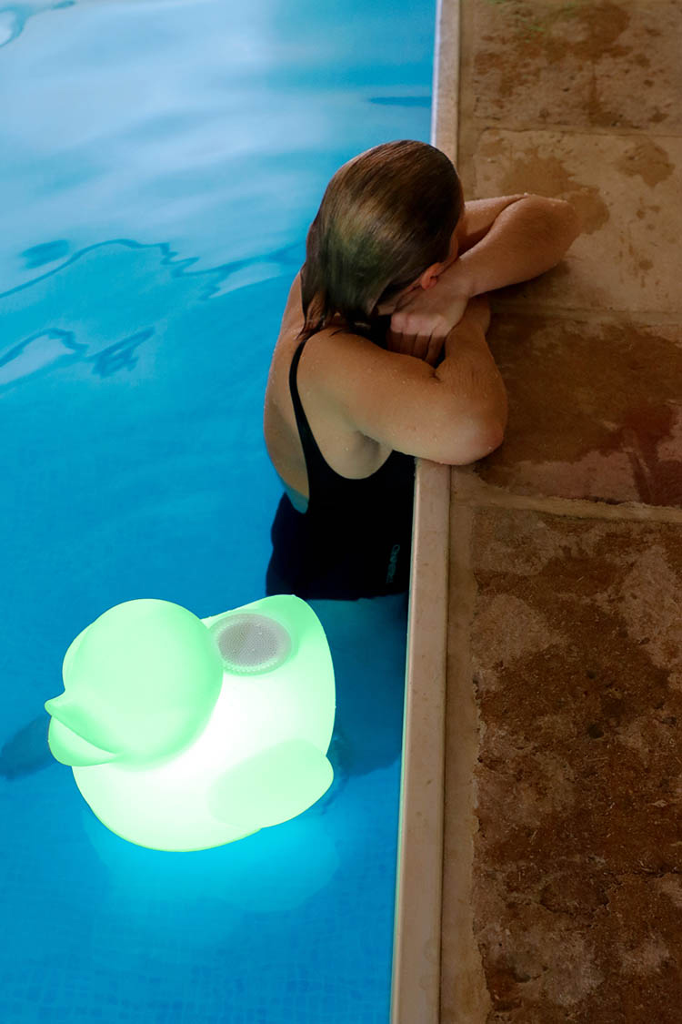 Outdoor and waterproof wireless luminous speaker BTLSDUCK BIGBEN - Immagine#2tutu#4tutu#6tutu#8tutu#10tutu#11