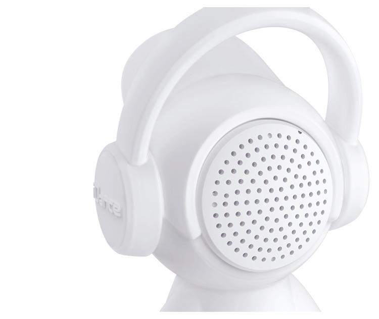 Wireless luminous speaker BTLSDUDE BIGBEN - Immagine#2tutu#4tutu#6tutu#8tutu#10tutu