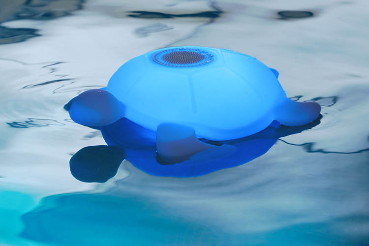 Outdoor and waterproof wireless luminous speaker BTLSTURTLE BIGBEN - Immagine#2tutu#4tutu#6tutu#8tutu