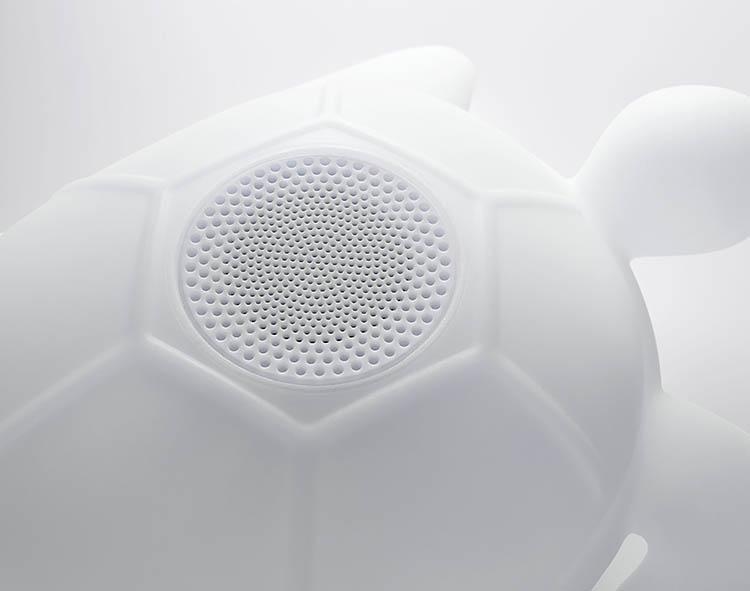 Outdoor and waterproof wireless luminous speaker BTLSTURTLE BIGBEN - Immagine#2tutu#4tutu#6tutu#8tutu#10tutu#12tutu#13