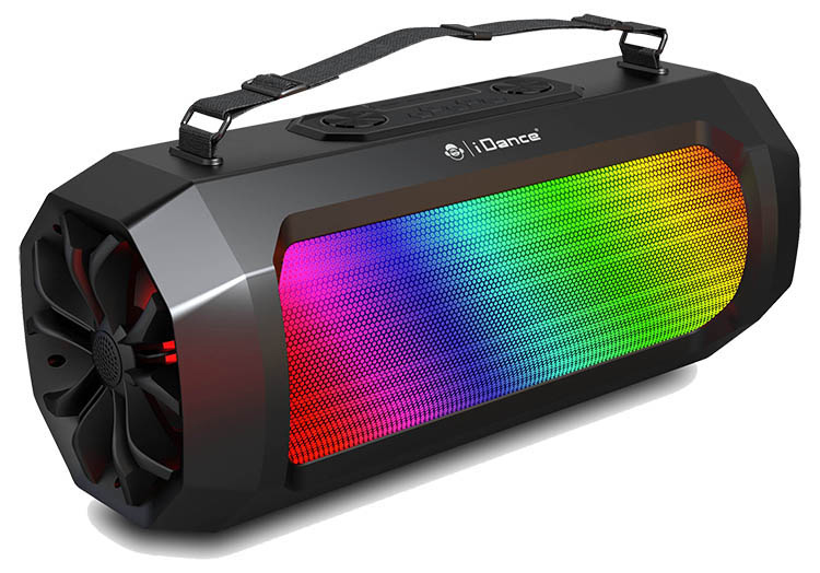 Bluetooth outdoor party system CYCLONE1000 I DANCE - Immagine