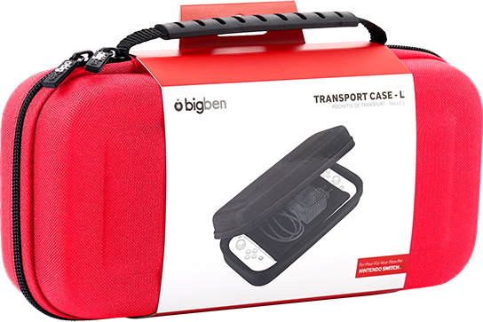 Rigid transport case SWITCHPOUCHLRED BIGBEN - Immagine#1