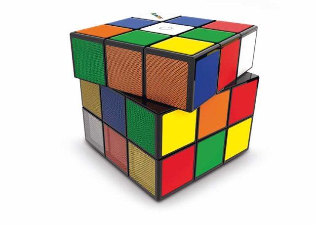 Rubik's Alarm Clock - Packshot