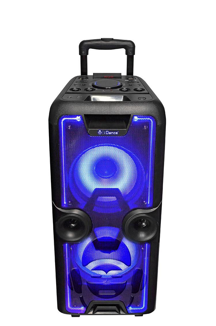 """Bluetooth party system MEGABOX2000 I DANCE"""" - Packshot"""