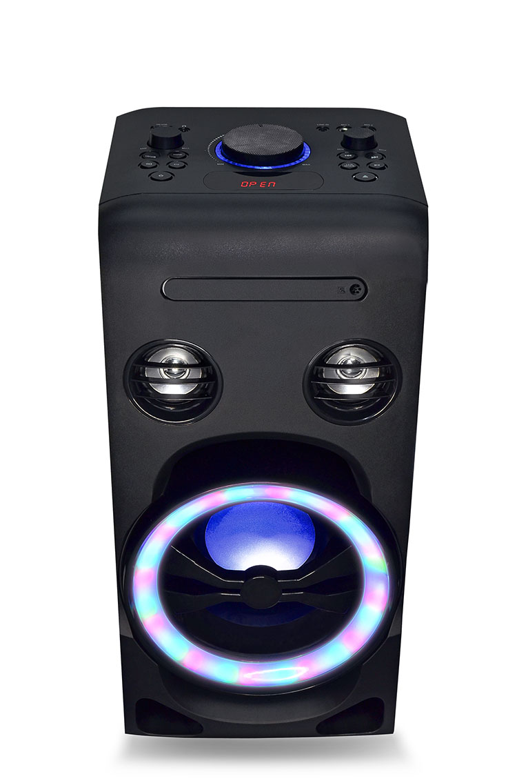 All-in-one bluetooth system + CD player XD3CD I DANCE - Packshot