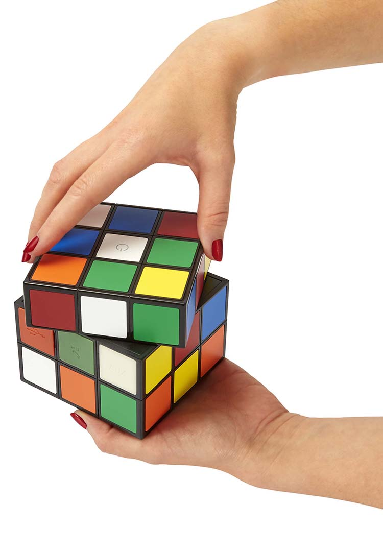Rubik's Alarm Clock - Immagine