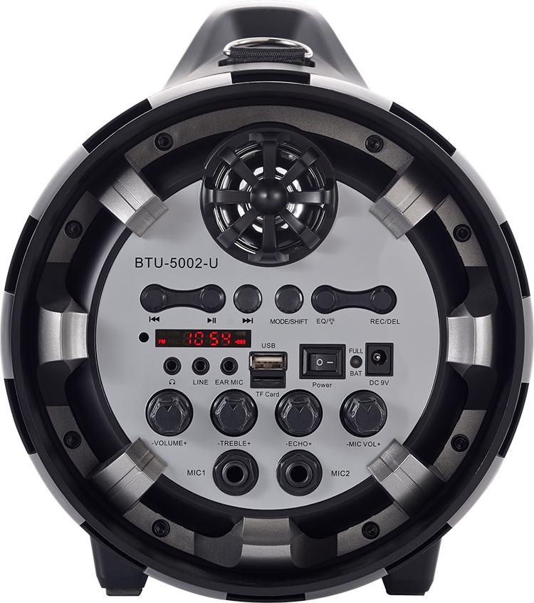 Wireless Ghetto Blaster with lights BT50GRAFF BIGBEN - Immagine#2tutu#3
