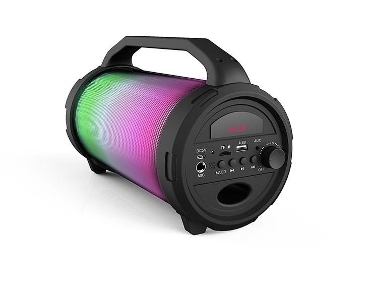 Lightning speaker bluetooth CYCLONE400BK - Immagine