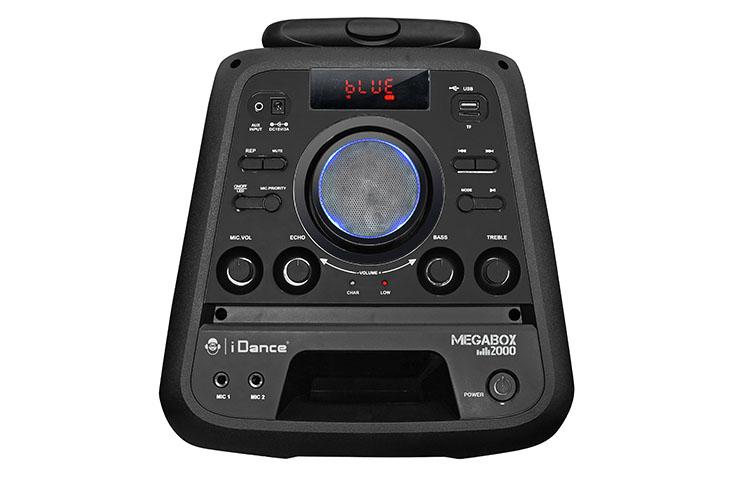 "Bluetooth party system MEGABOX2000 I DANCE"" - Immagine#1"