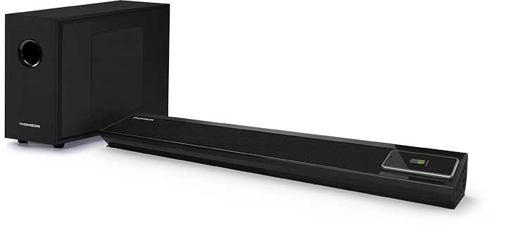 Sound bar with wireless subwoofer SB270IBTWS THOMSON - Immagine#2tutu