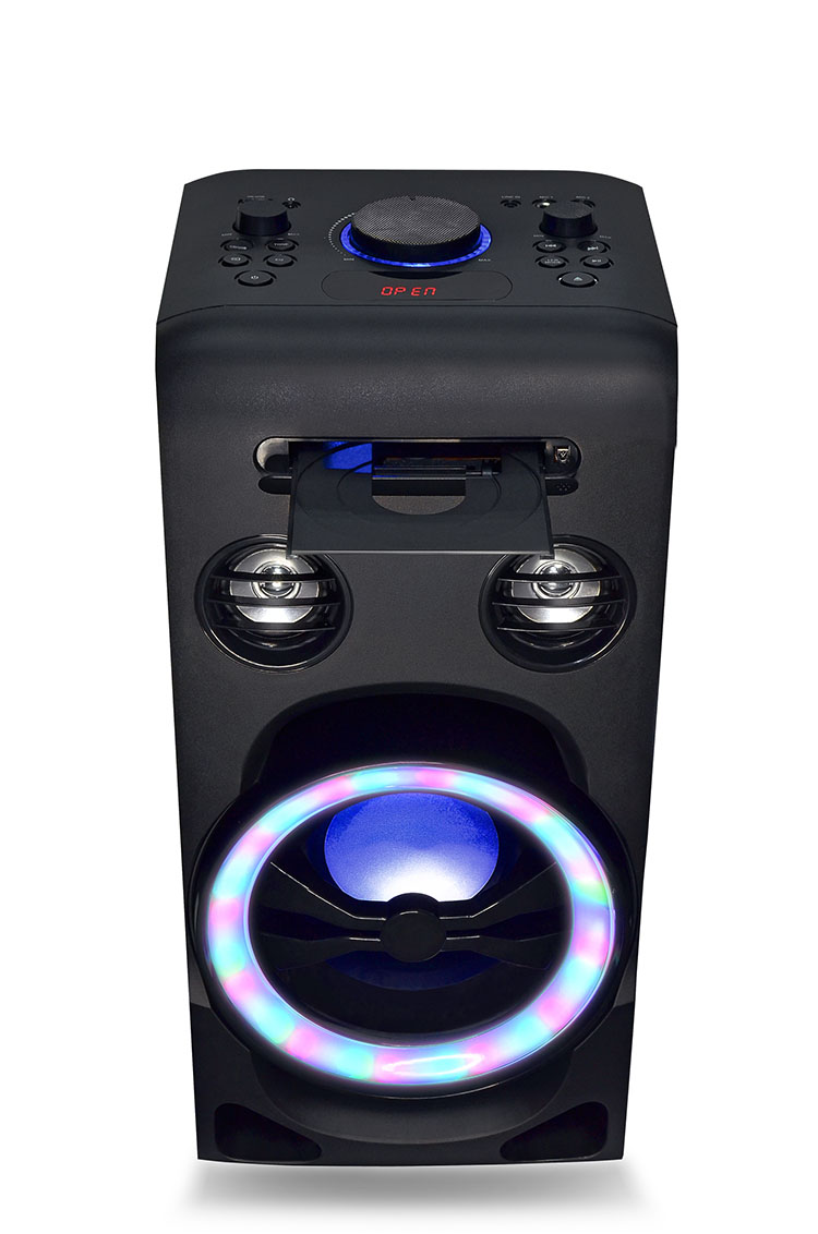All-in-one bluetooth system + CD player XD3CD I DANCE - Immagine