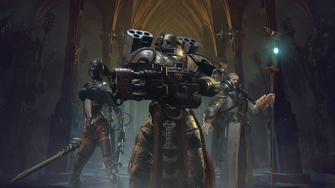 Warhammer 40,000: Inquisitor – Martyr - Screenshot
