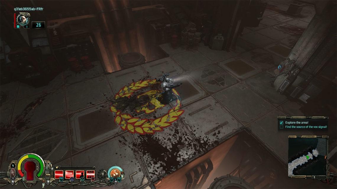 Warhammer 40,000: Inquisitor – Martyr - Screenshot#2tutu#3