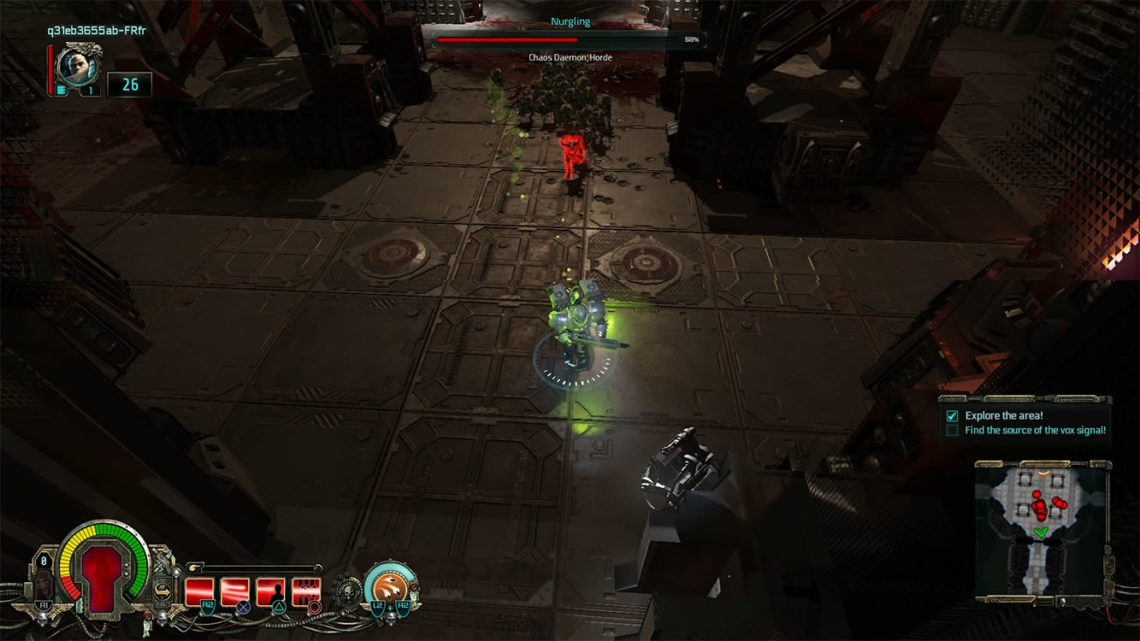 Warhammer 40,000: Inquisitor – Martyr - Screenshot#2tutu#4tutu
