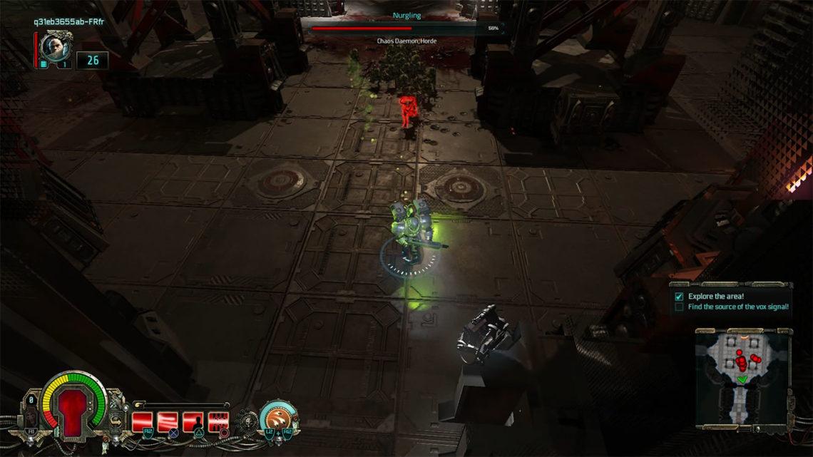 Warhammer 40,000: Inquisitor – Martyr - Screenshot#2tutu#4tutu