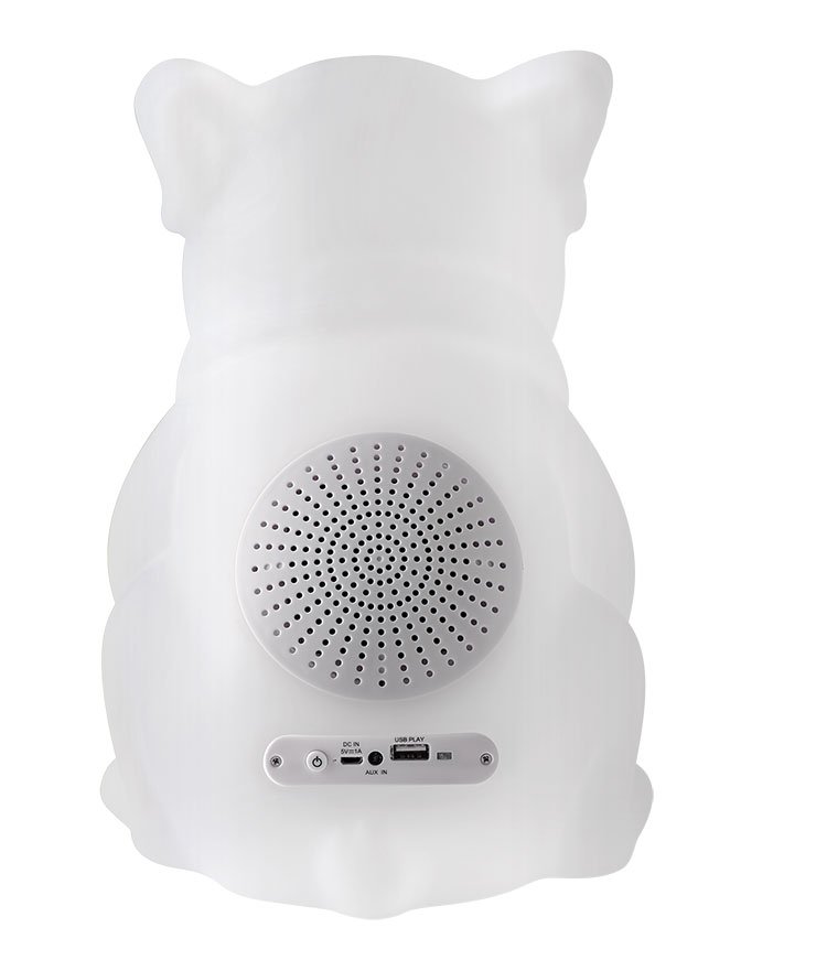 Wireless luminous speaker BTLSDOG BIGBEN - Immagine#2tutu#4tutu#6tutu#8tutu#10tutu#12tutu