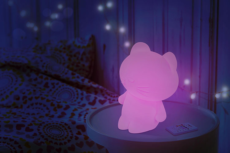 Wireless luminous speaker BTLSCAT BIGBEN - Immagine#2tutu#3