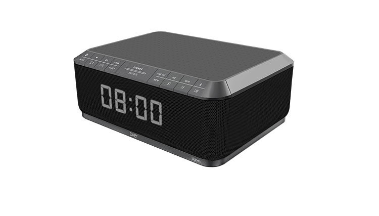 Clock radio with wireless charger/DAB+ RR140IGDAB BIGBEN - Immagine#2tutu
