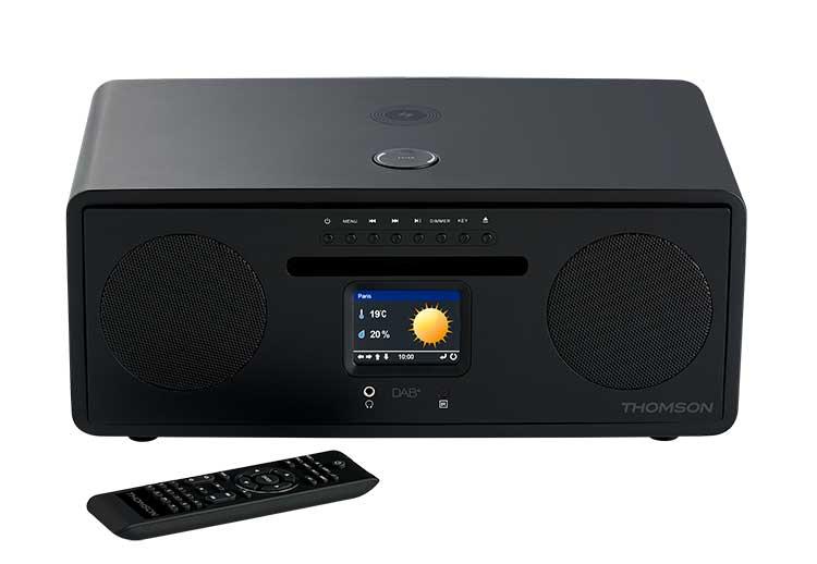 All-in-one Hi-Fi connected system MIC500IWF THOMSON - Immagine#2tutu#4tutu#6tutu#8tutu